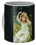 Marguerites Coffee Mug by Frederick Morgan
