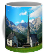 Maria Alm Am Steinernen Meer Coffee Mug
