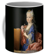 Maria Anna Victoria Of Bourbon. The Future Queen Of Portugal Coffee Mug