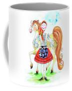 Maria Do Ribatejo Coffee Mug