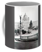 Maria Theresien Platz Coffee Mug