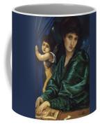 Maria Zambaco 1870 Coffee Mug