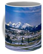 Mariapfarr Snowscape Coffee Mug