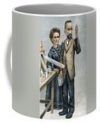 Marie And Pierre Curie Coffee Mug
