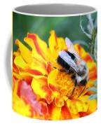 Marigold And The Bee Coffee Mug