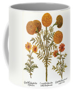 Marigolds, 1613 Coffee Mug