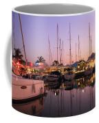 Marigot Marina Saint Martin Coffee Mug
