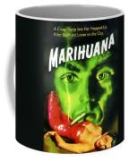 Marihuana Coffee Mug
