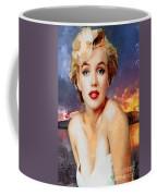 Marilyn Hotty Totty Coffee Mug