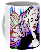 Marilyn In Love Coffee Mug