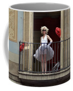 Marilyn Monroe Lookalike Coffee Mug