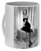 Marilyn Monroe Publicity Shot The Asphalt Jungle Coffee Mug