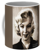 Marilyn Monroe, Vintage Actress Coffee Mug