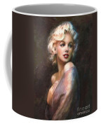 Marilyn Romantic Ww 1 Coffee Mug by Theo Danella