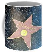 Marilyn's Star Coffee Mug
