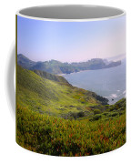 Marin Headlands 2 Coffee Mug