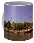 Marina At Lake Murray S C Coffee Mug