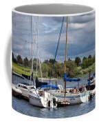 Marina - Branched Oak Lake Coffee Mug
