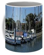 Marina Del Rey California 2 Coffee Mug