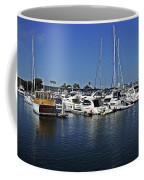 Marina Del Rey California Coffee Mug