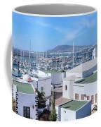 Marina Rubicon - Lanzarote Coffee Mug