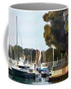 Marina Views Coffee Mug