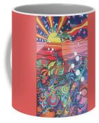 Marine Landscape Coffee Mug