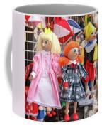 Marionettes 1940 Coffee Mug