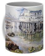 Maritim Club Castro Urdiales Coffee Mug by Tomas Castano