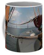 Maritime Bridge View Coffee Mug