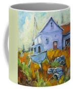 Maritime Scene Coffee Mug