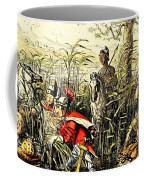 Marius Discovered In The Marshes At Minturn Coffee Mug