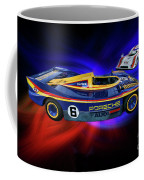 Mark Donohue And George Follmer Porsche Coffee Mug