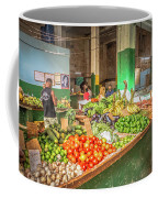 Market Coffee Mug