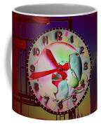 Market Clock 3 Coffee Mug