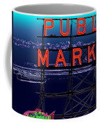 Market Ferry Coffee Mug