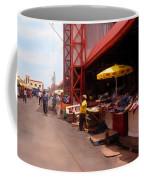 Market Georgetown Guyana Coffee Mug