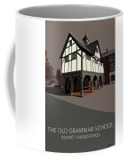 Market Harborough Grammar School Coffee Mug