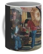 Market Scene Divisoria Coffee Mug