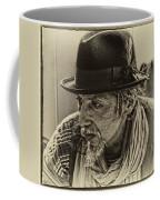 Market Vendor Coffee Mug