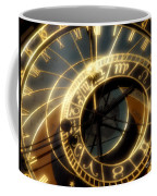 Marking Time Coffee Mug