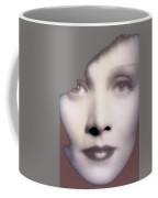 Marlene Dietrich Scarlet Empress Closeup 1934-2015 Coffee Mug