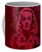 Marlene In Red  Coffee Mug