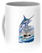 Marlin Commission  Coffee Mug
