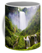Marmore Waterfalls Italy Coffee Mug