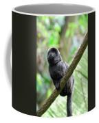 Marmoset Sitting On A Vine Coffee Mug