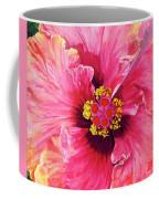 Maron's Hibiscus Coffee Mug