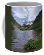 Maroon Bells Spring Coffee Mug