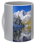Maroon Lake And Bells 2 Coffee Mug