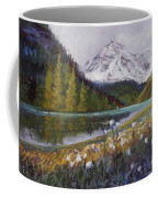 Maroon Lake Coffee Mug
